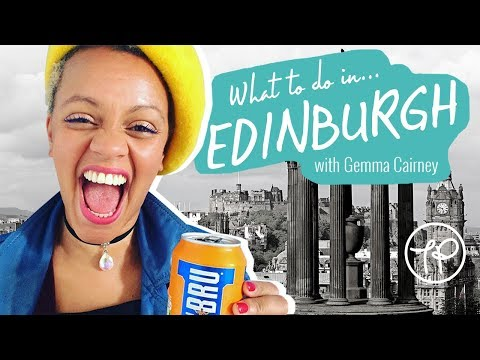 Edinburgh Travel Guide | Gemma Cairney | Things To Do Today | The Pool
