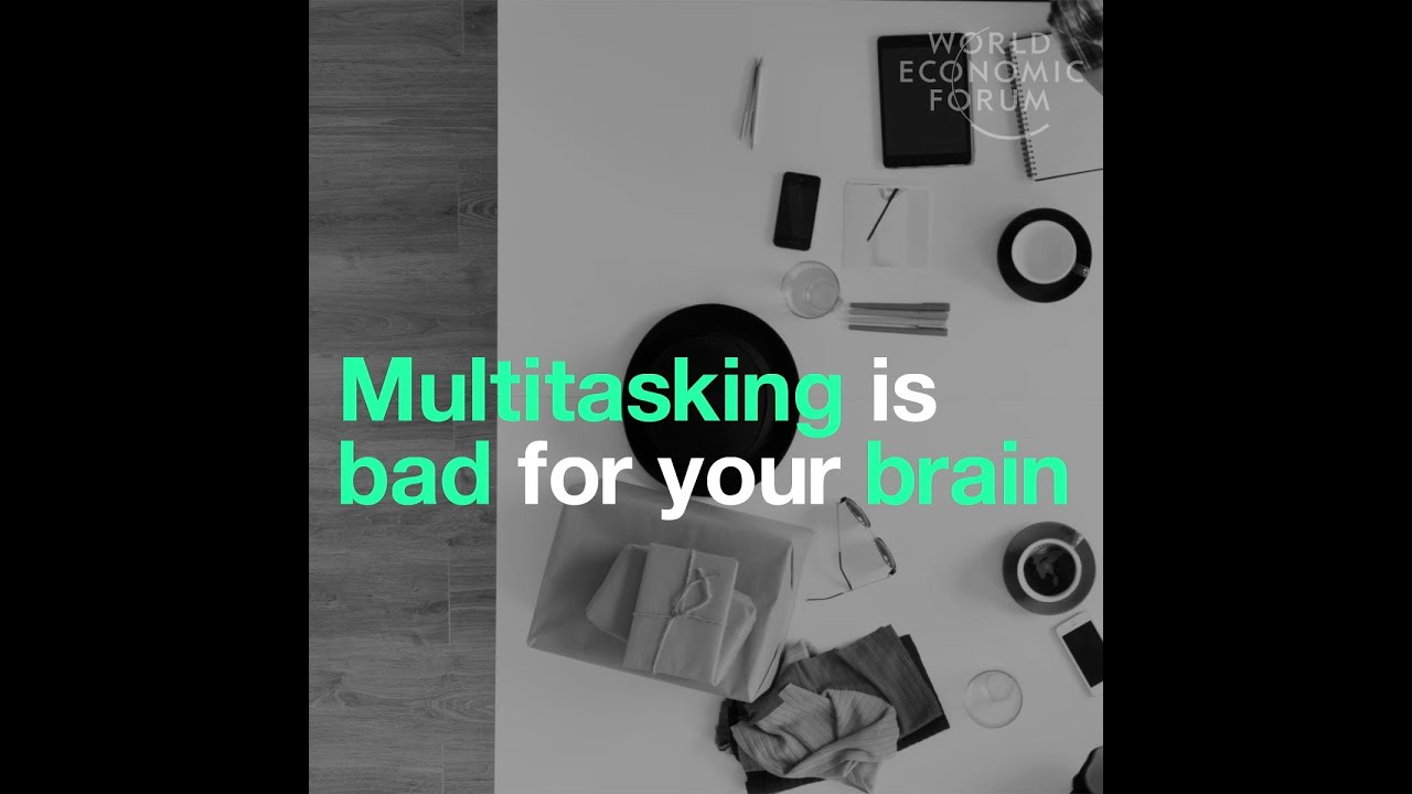 Download Multitasking is bad for your brain