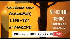 Messe de guérison - 15 mai 2020 - Couvent Saint Antoine