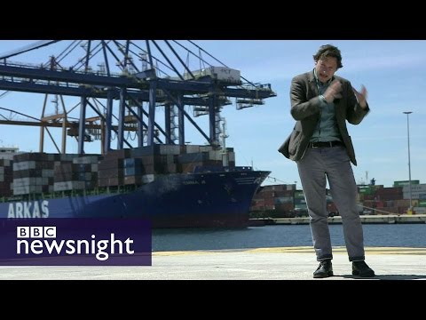 In search of the European Dream: Monetary Union - BBC Newsnight