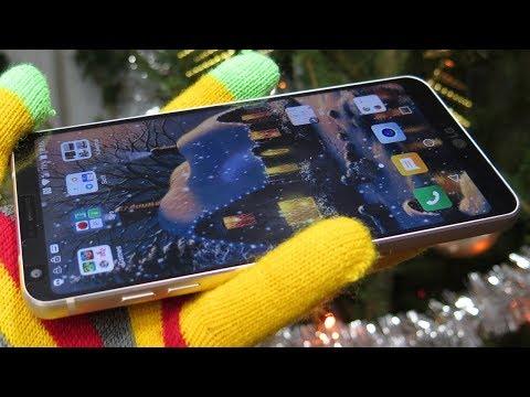 Обзор LG G6+, вроде бы почти флагмана