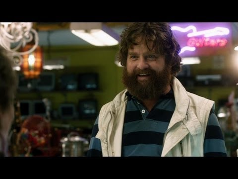 Top 10 Funniest Zach Galifianakis Moments