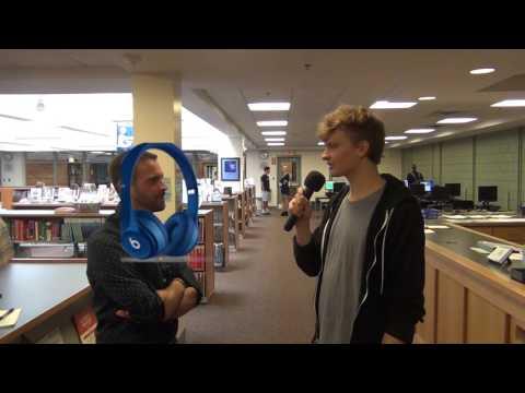 Gus Laughlin: College Interviews