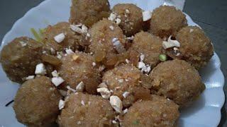 स्वादिष्ट और दानेदार चने की दाल के लड्डू  झटपट बनाए /Indian Thali