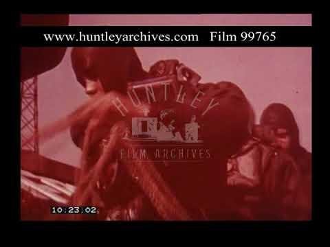 Undersea Mine Hunting, 1960s - Film 99765