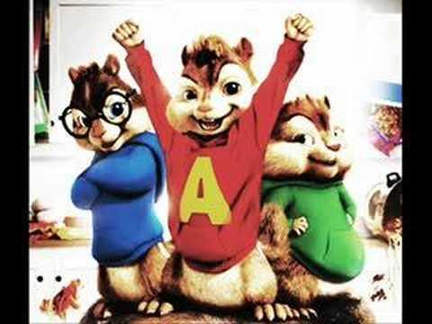 Chipmunks - It's Goin Down (Young Joc)