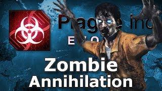 Plague Inc: Custom Scenarios - Zombie Annihilation