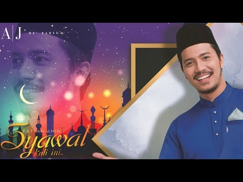 Fattah Amin - Syawal Kali Ini (Official Lyric Video)