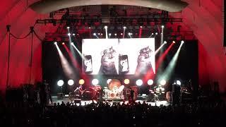 Morrissey- I Started Something I Couldn't Finish, Hollywood Bowl LA, 11/11/17