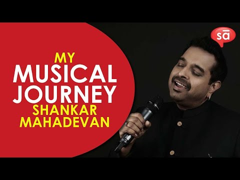 Musical journey, experiences and more | Shankar Mahadevan || converSAtions