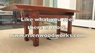 Woodworking, Making Modern Furniture