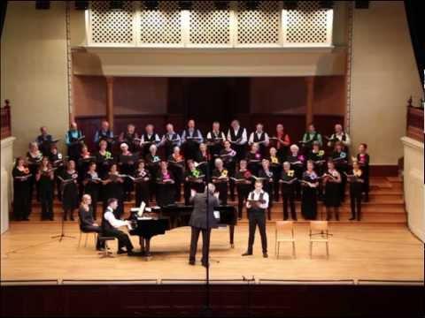 Arsis-Chor  Concert 2013 - Johannes Brahms: Zigeunerlieder