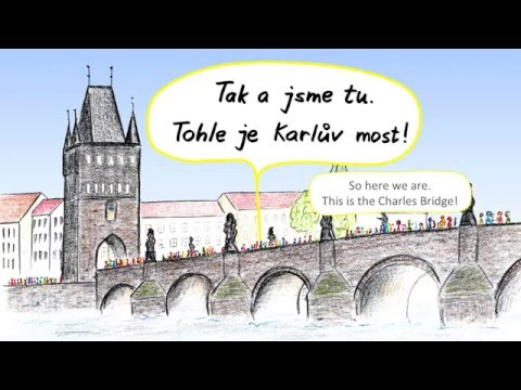 Czech language basics