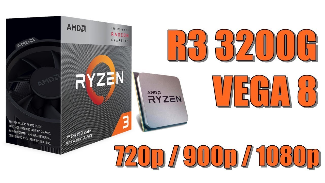 Ryzen 3 3200g Vega 8 Teste 7 Games Youtube