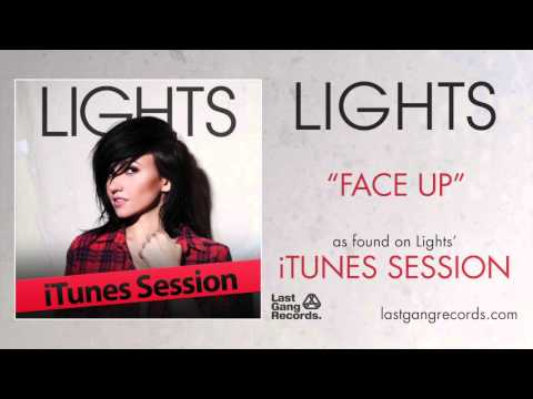 Lights - Face Up (iTunes Session)