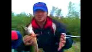 На рыбалке, Юрий