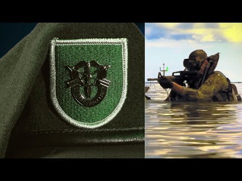 Green Berets - Special Forces Soldiers Mp3