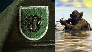 Green Berets - Special Forces Soldiers