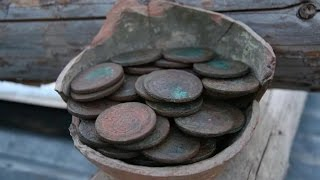 видео Золотые и серебряные монеты