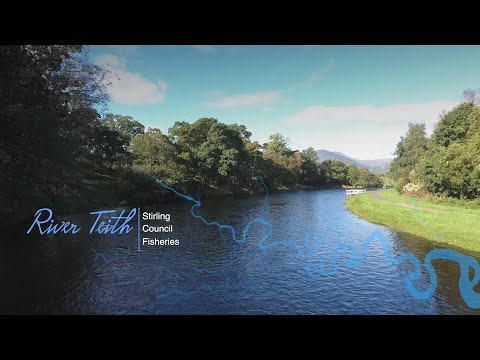 Fishing Around The Forth - Stirling Council Fisheries - River Teith Beat