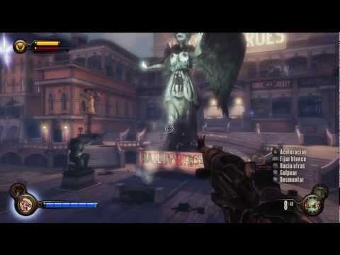 Bioshock Infinite - Trofeo Extraña Pareja facil