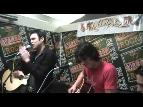 Trapt - Contagious (acoustic)