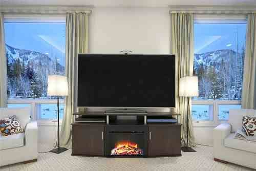 Superieur Altra Furniture Carson Fireplace TV Stand Review   A Great Budget Value