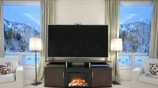 Altra Furniture Carson Fireplace TV Stand Review - A Great Budget Value