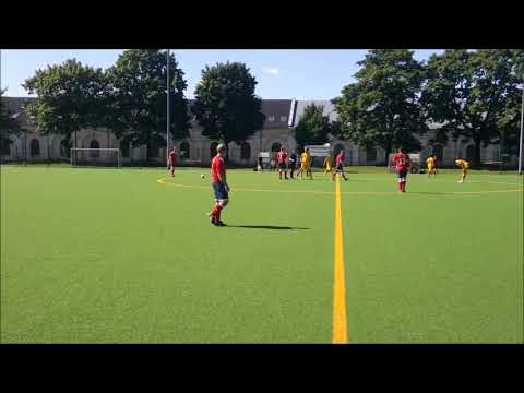 FC Dresden - SG Dölzschen 1:0 (1. Halbzeit)