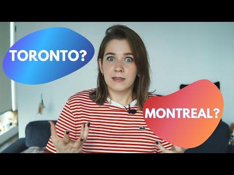 жизнь в Канаде: