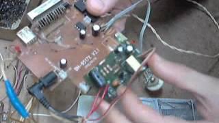 MP-3/FM modul VN-9517Х (part-3)ta'mirlash