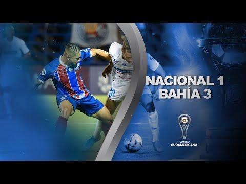 Nacional Asunción Bahia Goals And Highlights