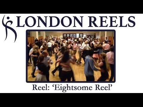 EIGHTSOME REEL Video Tutorial by London Reels