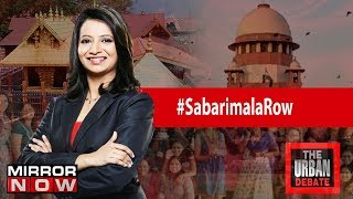 Sabarimala row: Are women devotees being targeted? | The Urban Debate