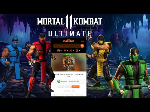 The Next Mortal Kombat Game Has Been LEAKED! |