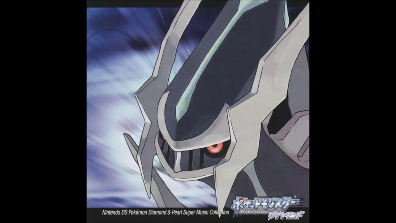 クロガネシティ 昼 【ポケモン ダイヤモンド パール】pokemon diamond