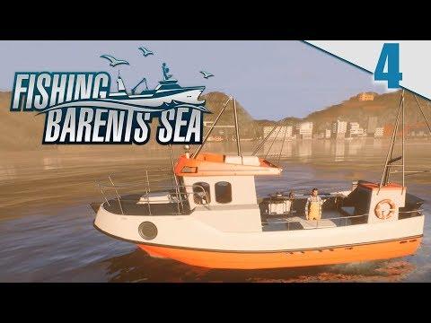 FISHING BARENTS SEA #4 - CONSIGUIENDO DINERO MUY RAPIDO | Gameplay Español