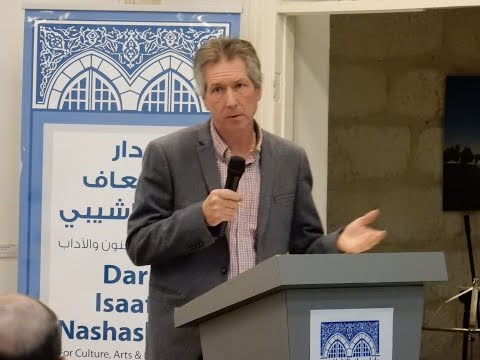 Rights, Rituals and Contestation: The Holy City of Jerusalem -- Prof. Michael Dumper