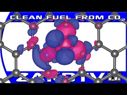 Limitless fuel from CARBON DIOXIDE. New method is cheap and efficient. (2018)