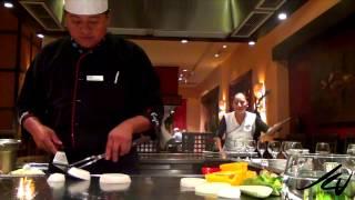 Kyoto Japanese Restaurant -  Barceló Maya Beach, Riviera Maya Mexico