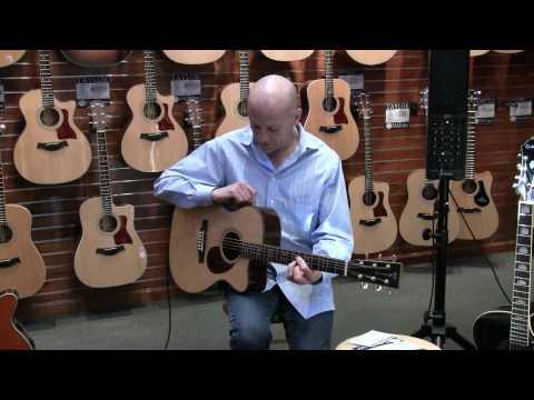 Martin OMCPA1 Acoustic Guitar