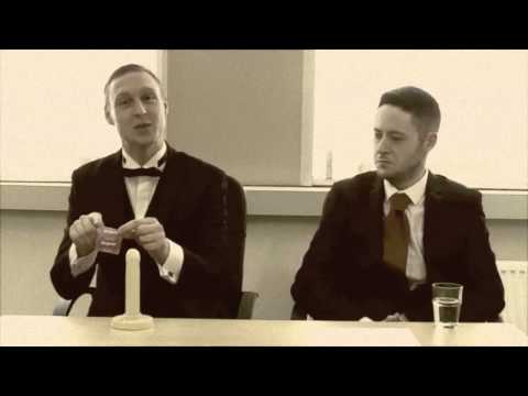 LGF Quickie 21 - How To Put On A Condom