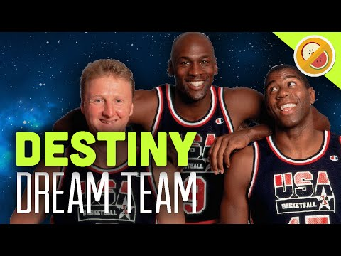Destiny Skirmish - The Dream Team (PS4 Multiplayer Gameplay) Funny Gaming Moments