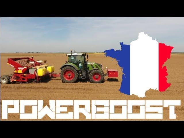 Les agriculteurs assurent un max pour approvisionner la France !