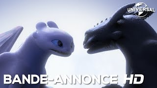 Dragons 3 : Le Monde Caché / Bande-Annonce 2 (Universal Pictures) HD