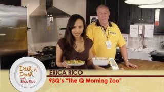 Dish N' Dash W/ Erica Rico-022312, Shredded Chicken Tacos