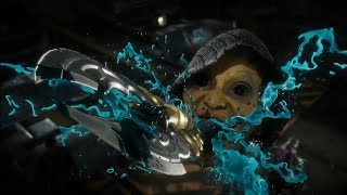 Mortal Kombat 11 - All Fatalities On D'Vorah
