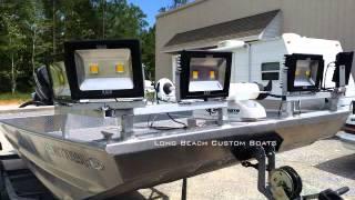 Long Beach Custom Aluminum Boats & Fabrication