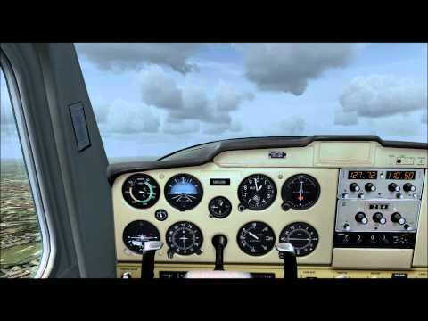 FSX - Cessna 152 Circuit - Start-up to Shutdown