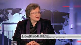 Dookoła Świata - dr Małgorzata Bonikowska, Piotr Jendroszczyk - 23.02.2019